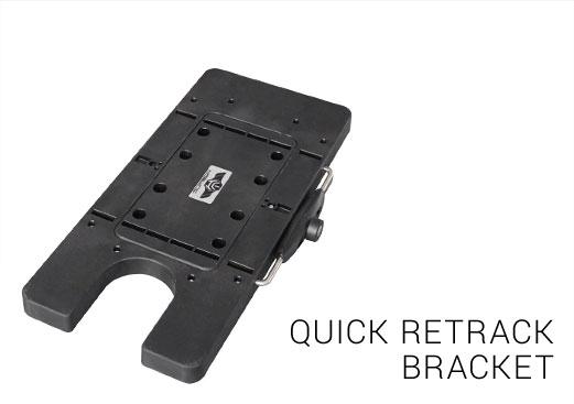 Quick Retrack Bracket