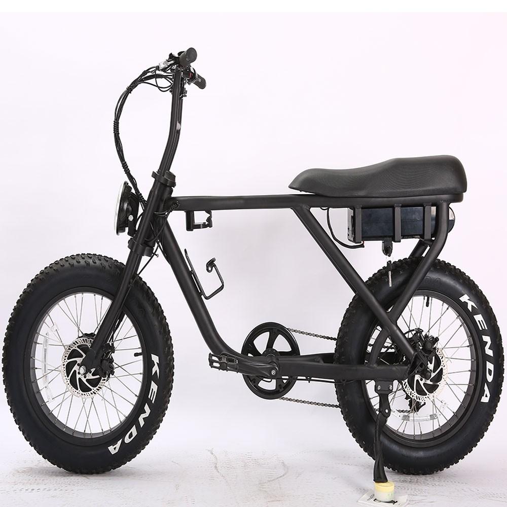Retro Style E-Bike