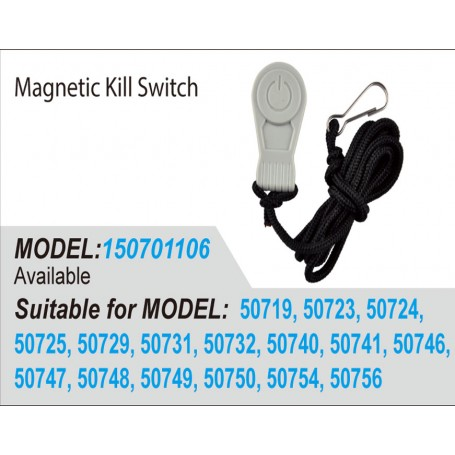 Magnetic Kill Switch