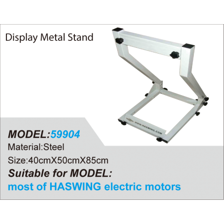 Motor Display Metal Stand