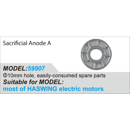 10mm Hole, Spare parts